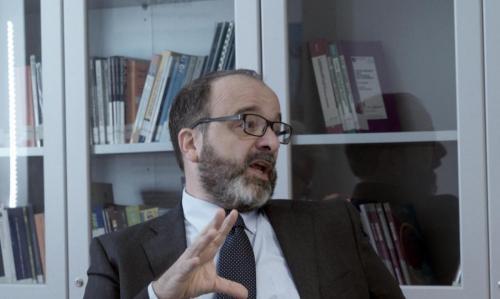 Roberto Righetti ERVET